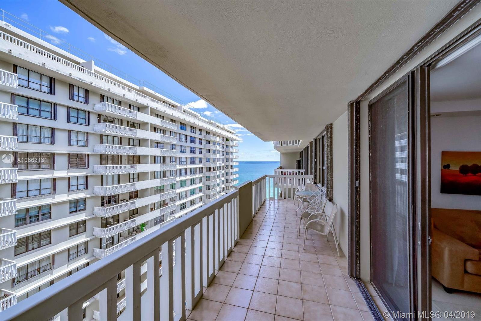 9801  Collins Ave #17T For Sale A10663131, FL