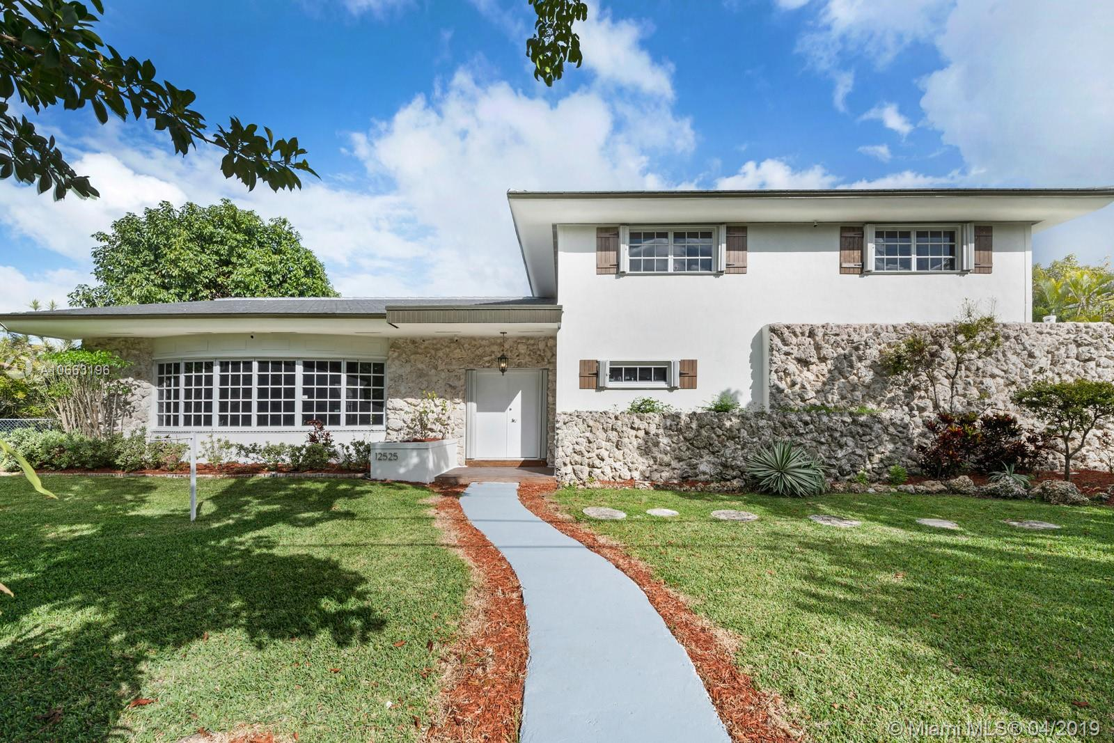 12525 S W 71st Ave  For Sale A10663196, FL
