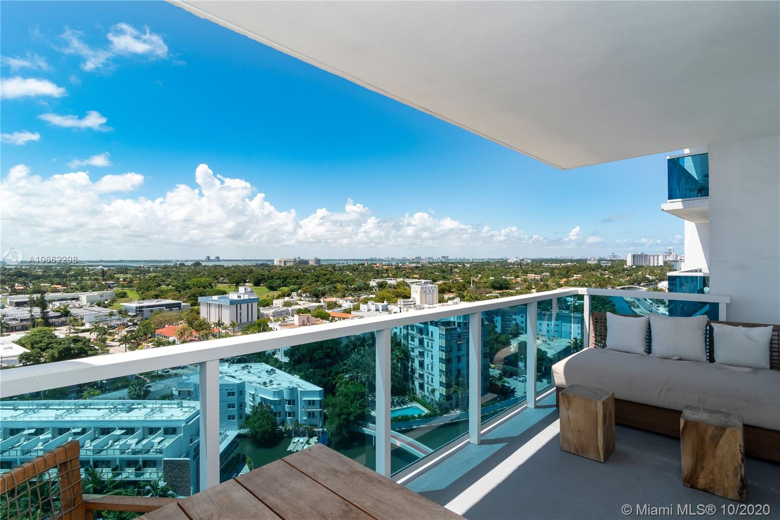 BEST DEAL IN THE BUILDING!!! PRICE DRASTICALLY REDUCED TO SELL!!! HIGH FLOOR!! Amazing furnished unit by Debora Aguiar, 1 bed, 1.5 baths, at the luxury project 1 Hotel & Homes, with 24hr concierge, full service building, free Tesla car service for the residents, Gorgeous view of Intracoastal and Miami skyline from the unit. This Unit is a great Investment opportunity, its decorated and ready to be included in the hotel program, with very good income return for the buyer. MUST SEE!!