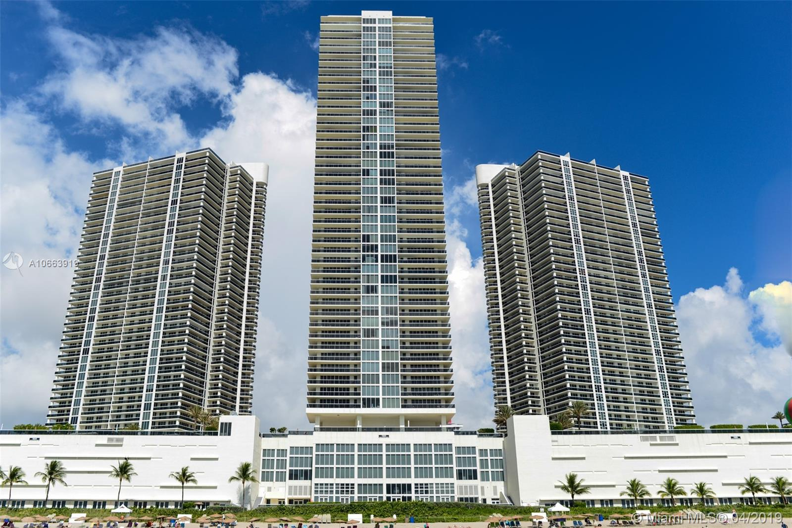 1830 S Ocean Dr #3503 For Sale A10663919, FL
