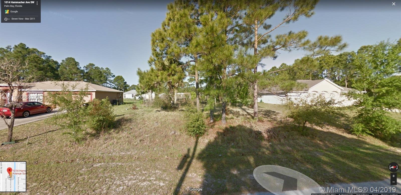 1014 SW HAMMACHER AVE, Palm Bay, FL 32908