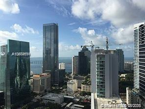 BRAND NEW 1 BEDROOM + DEN, 1 BATH UNIT IN BRICKELL AT MILLECENTO, CREATED BY CARLOS OTT AND DESIGNED BY PINIFARINA. HIGH RISE BUILDING IN THE HEART OF MARY BRICKELL VILLAGE, ITALIAN CABINETRY, PRIME APPLIANCES. LARGE BALCONY, AMAZING SKYLINE VIEWS AND BAY VIEW. 5 STAR AMENITIES, ROOFTOP POOL AT 43rd FLOOR, LOUNGE ROOM, KIDS ROOM, MOVIE THEATRE, FITNESS CENTER, AND SAUNA. EASY TO SHOW!