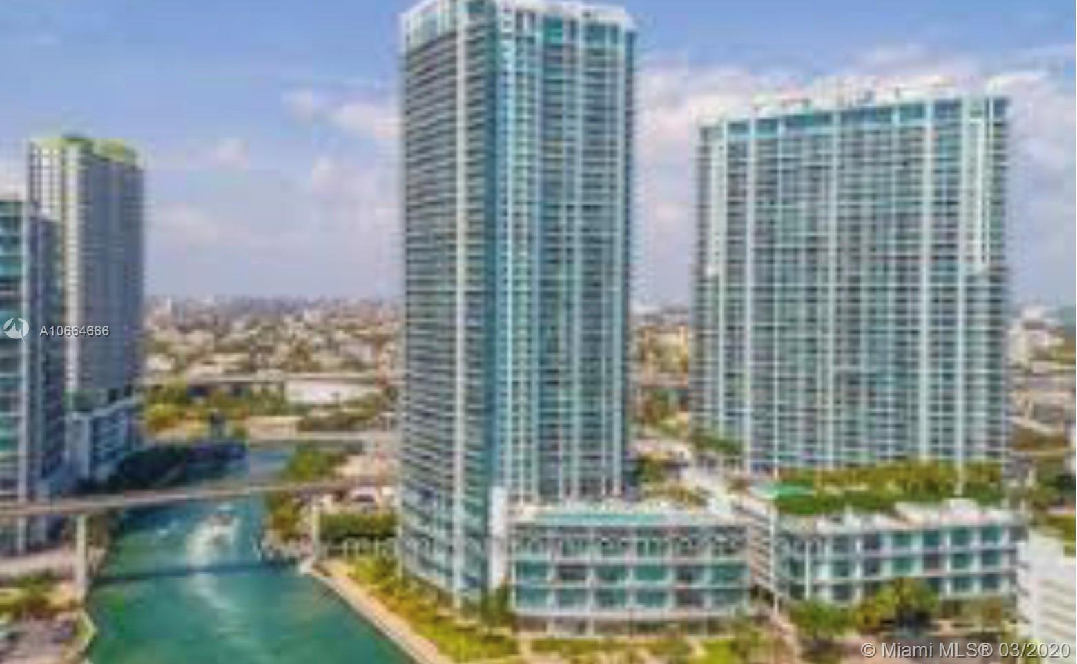 92 SW 3rd St #2611 For Sale A10664666, FL