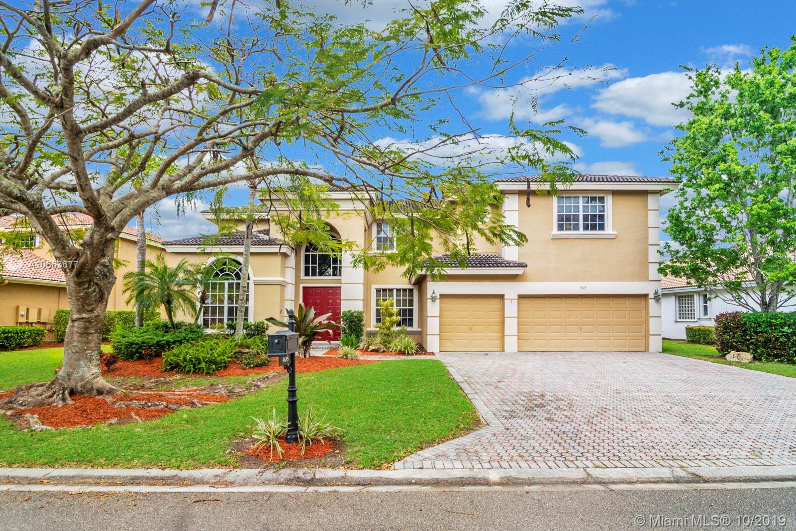408 NW 120th Dr, Coral Springs, FL 33071