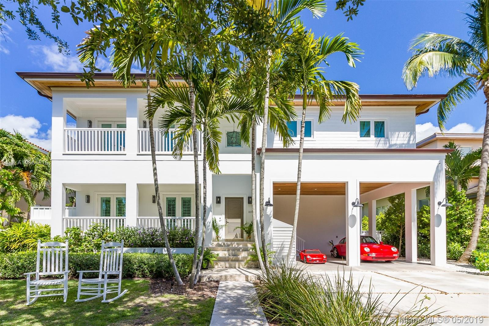 315  Woodcrest Rd  For Sale A10664515, FL
