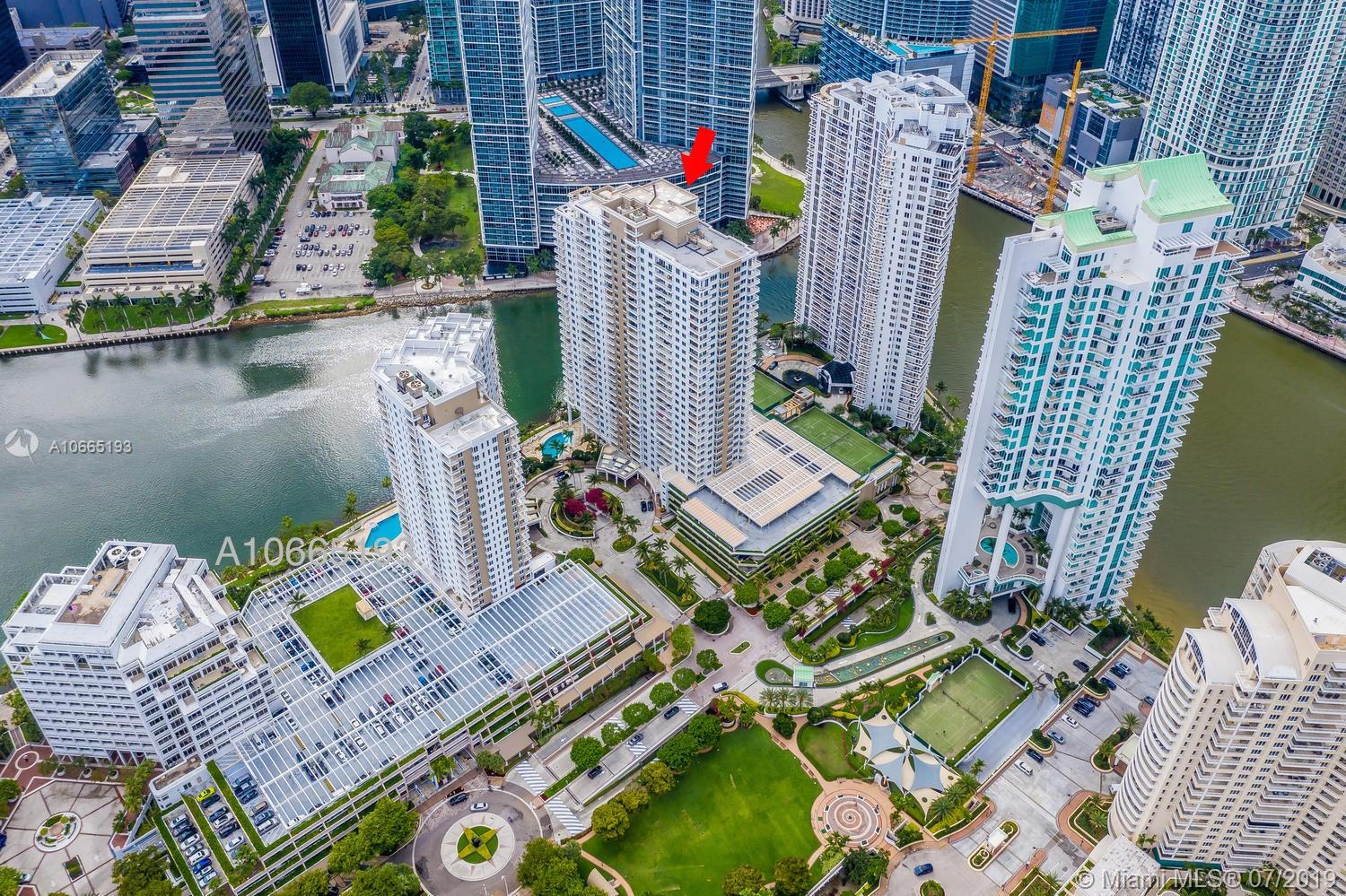 801  Brickell Key Blvd #1404 For Sale A10665193, FL