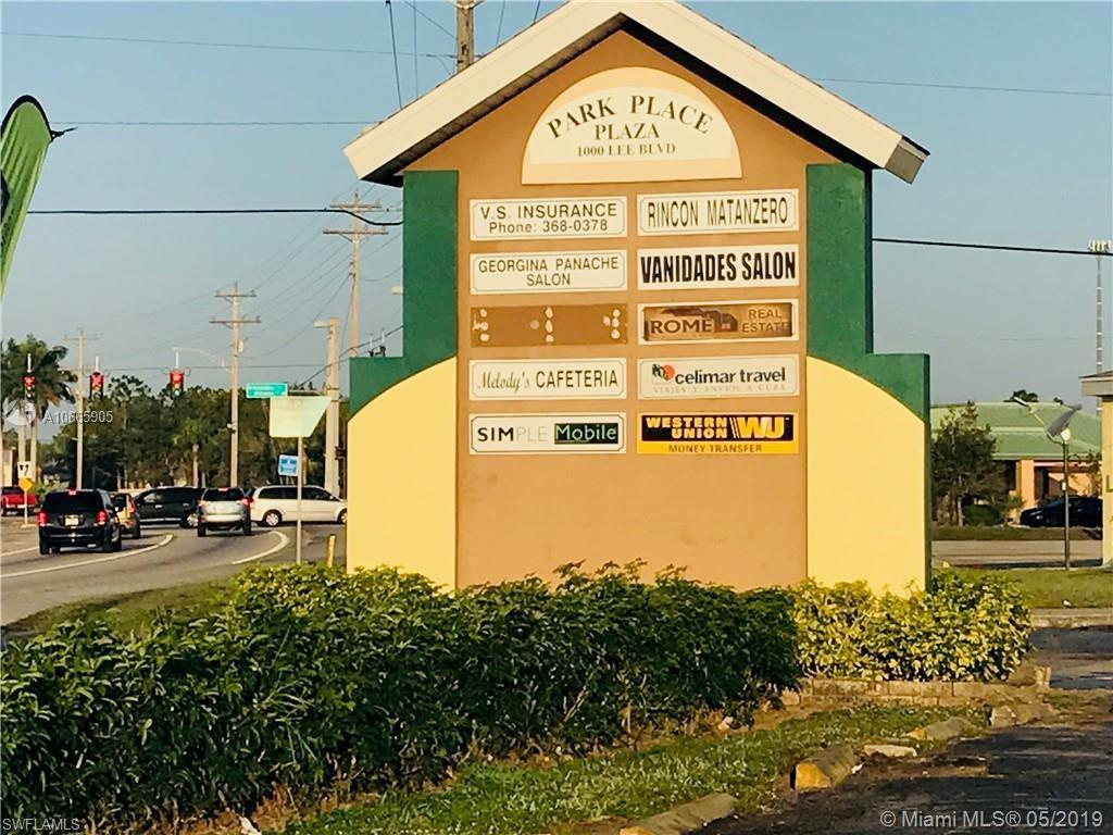 1000 LEE BLVD, Other City - In The State Of Florida, FL 33974
