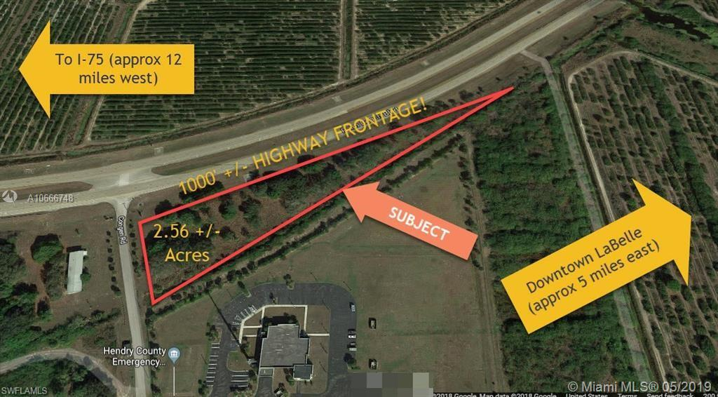0 State Road 80 W, Other City - In The State Of Florida, FL 33935