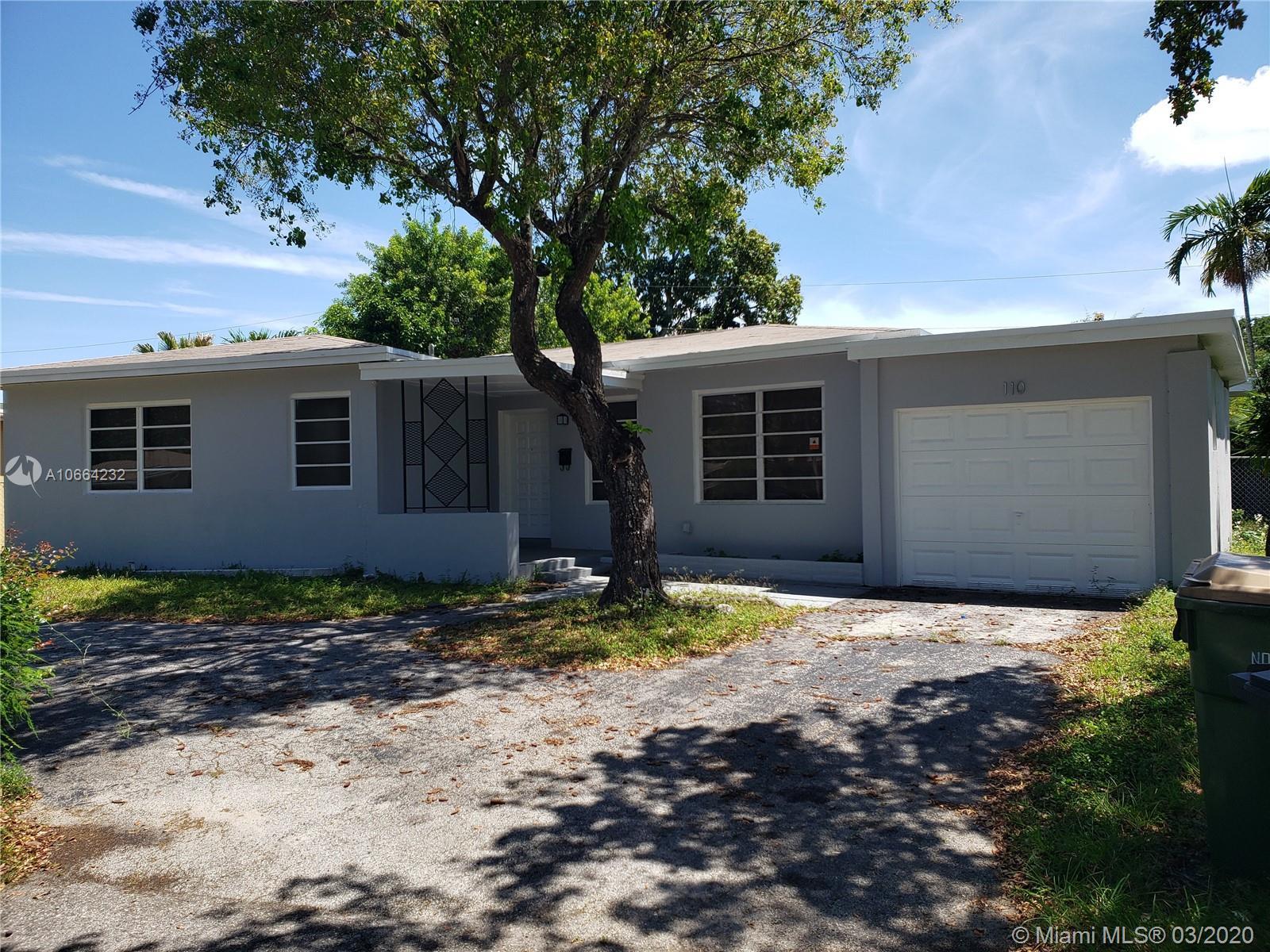 110 NE 131st St, North Miami, FL 33161