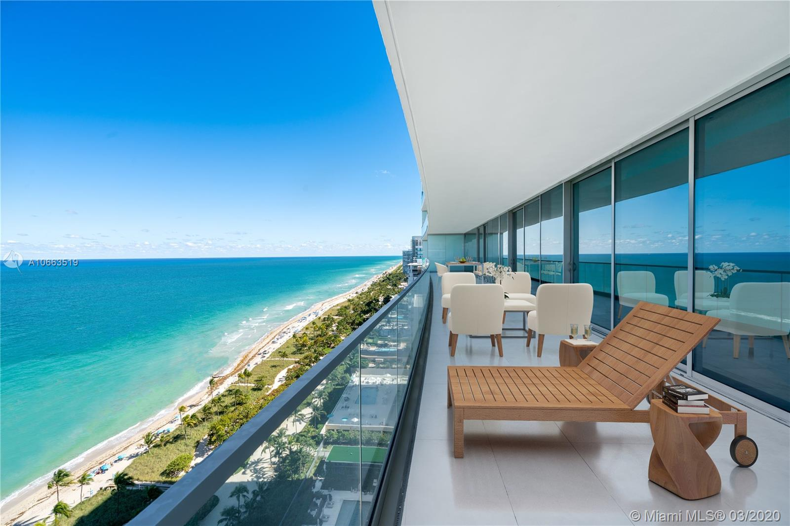 10203  Collins Ave #2001 For Sale A10663519, FL