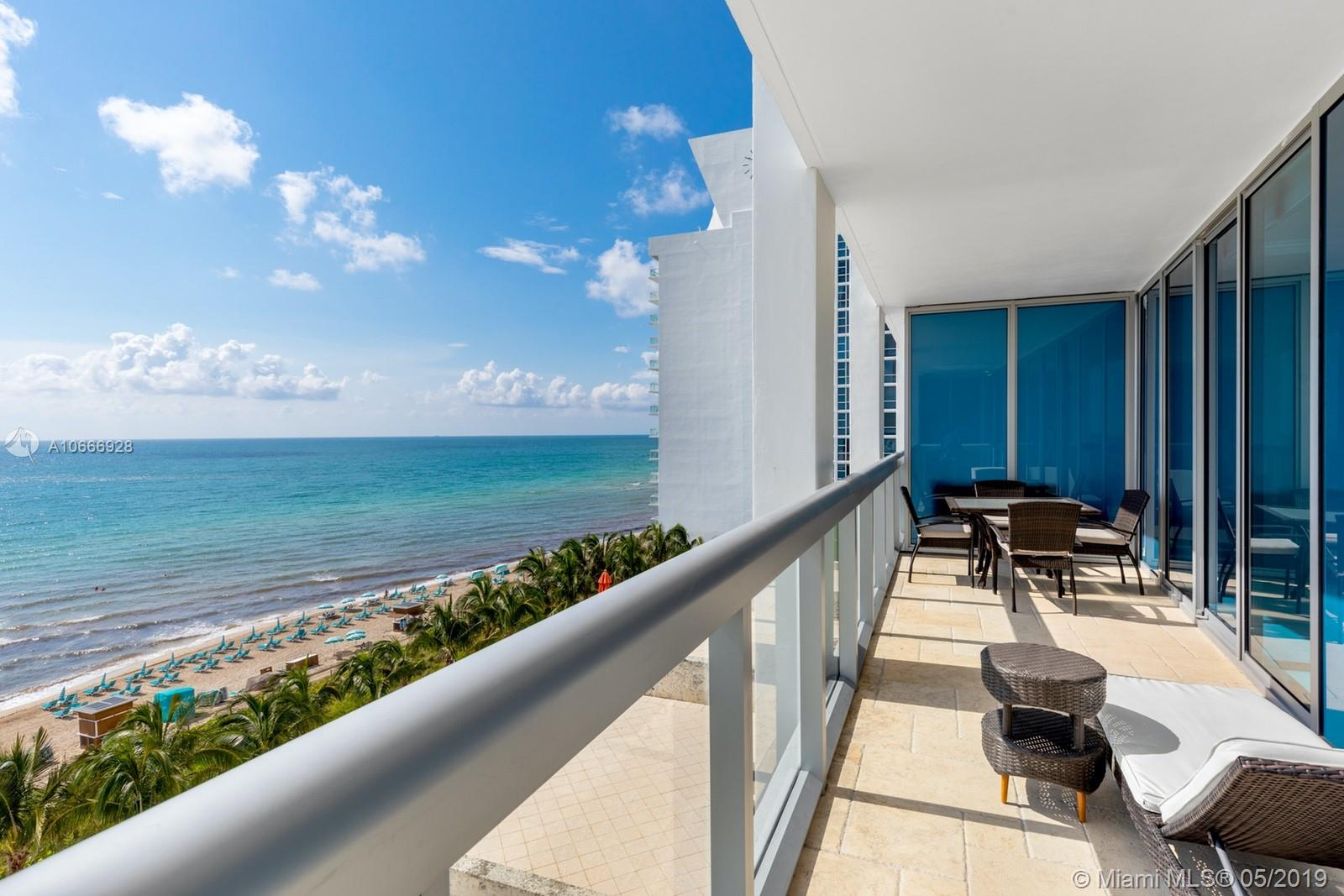 6899  Collins Ave #801 For Sale A10666928, FL