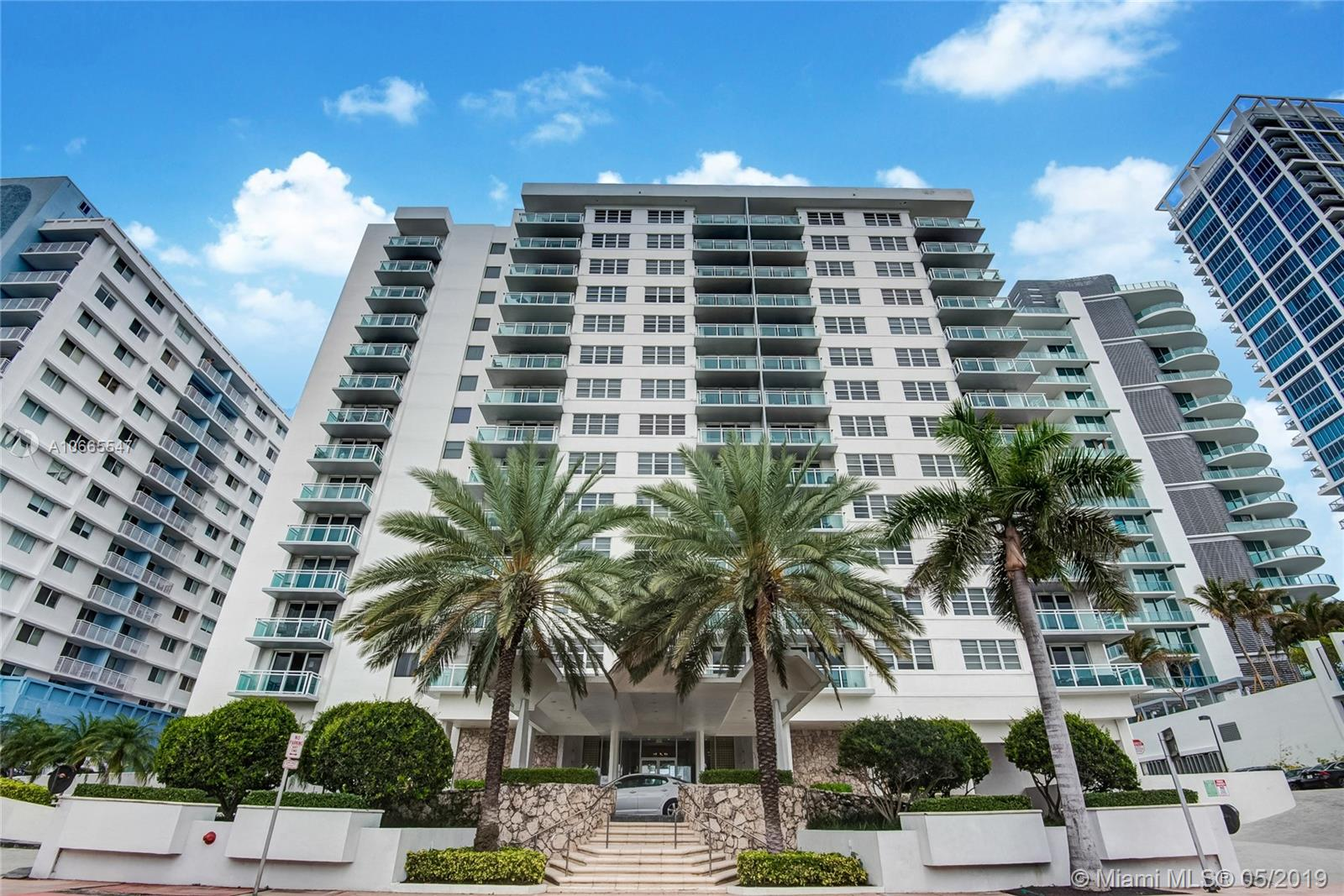 6917  Collins Ave #514 For Sale A10665547, FL