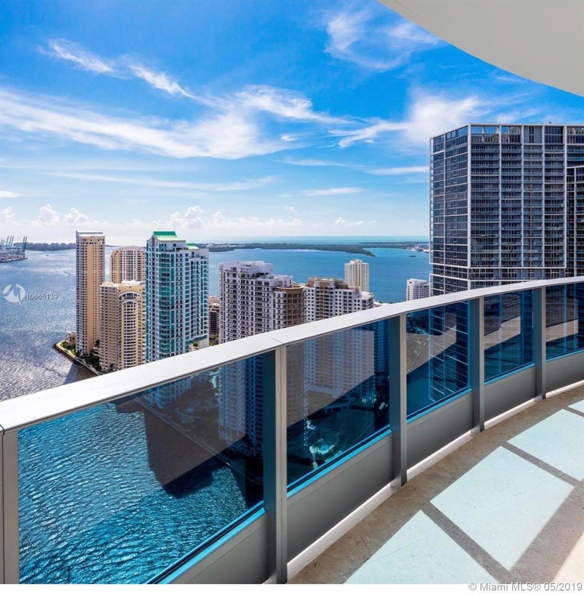 200 Biscayne Boulevard Way #4801/11, Miami FL 33131