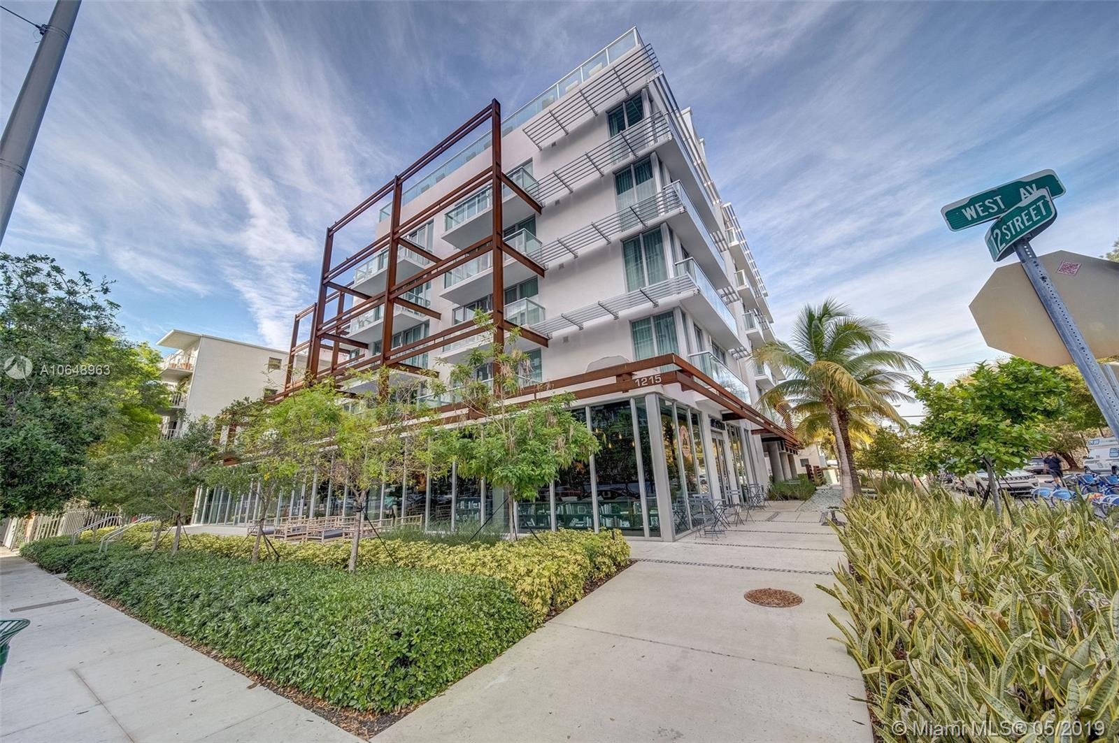 1215  West Ave #605 For Sale A10648963, FL