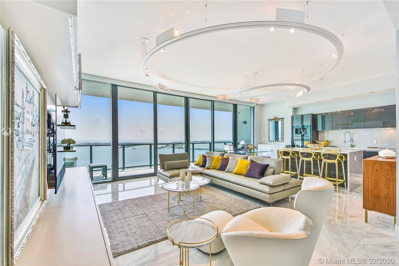 1451  Brickell Ave #3701 For Sale A10666177, FL