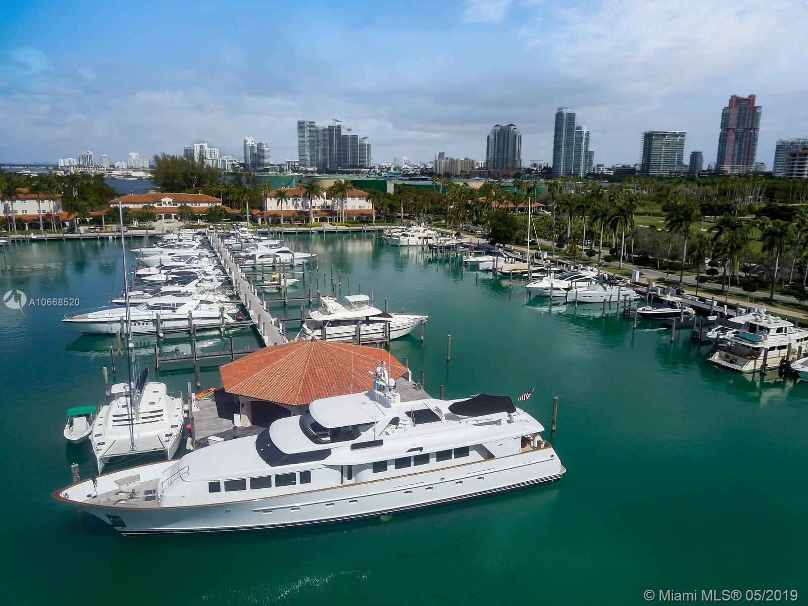 1  FISHER ISLAND DR  For Sale A10668520, FL