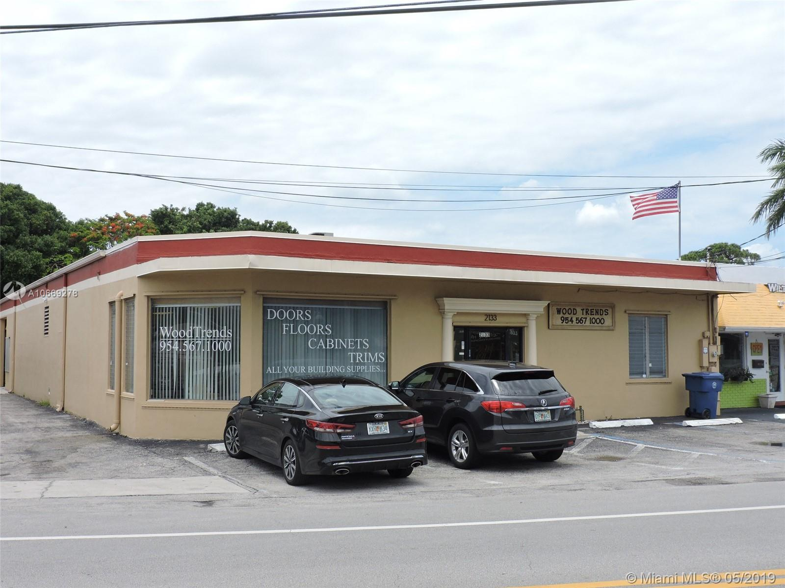 2133 N Dixie Hwy  For Sale A10669278, FL