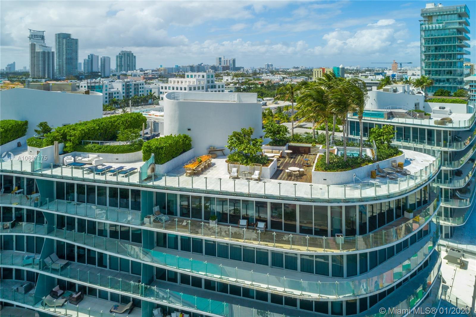 1  Collins Ave #PH 706 For Sale A10667175, FL