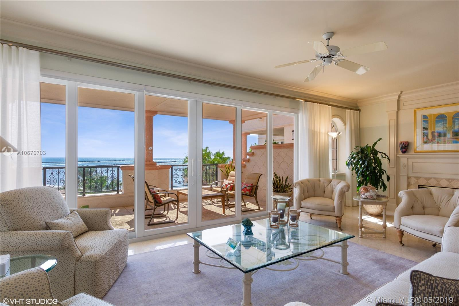 7751  Fisher Island Dr #7751 For Sale A10670703, FL