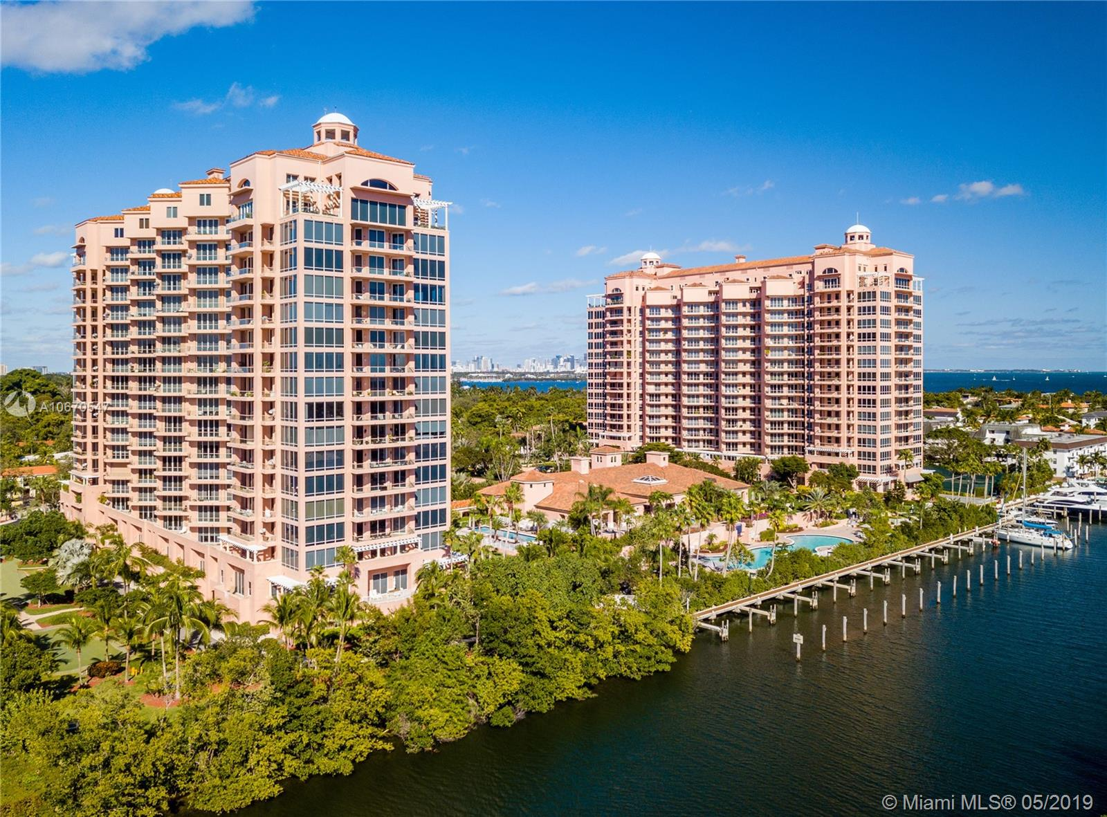 10 Edgewater Dr #3G Coral Gables 33133