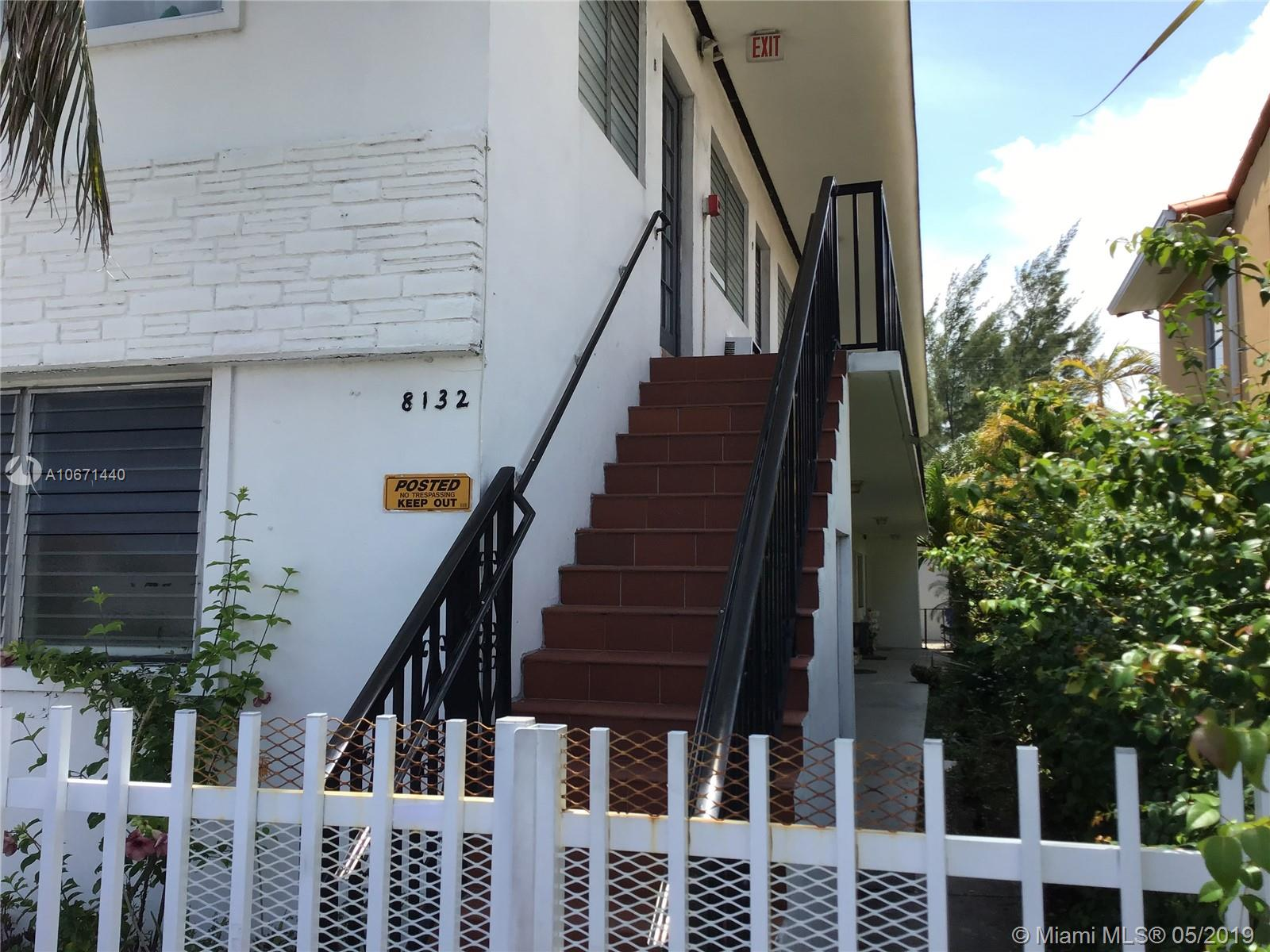 8132  Harding Ave #2 For Sale A10671440, FL