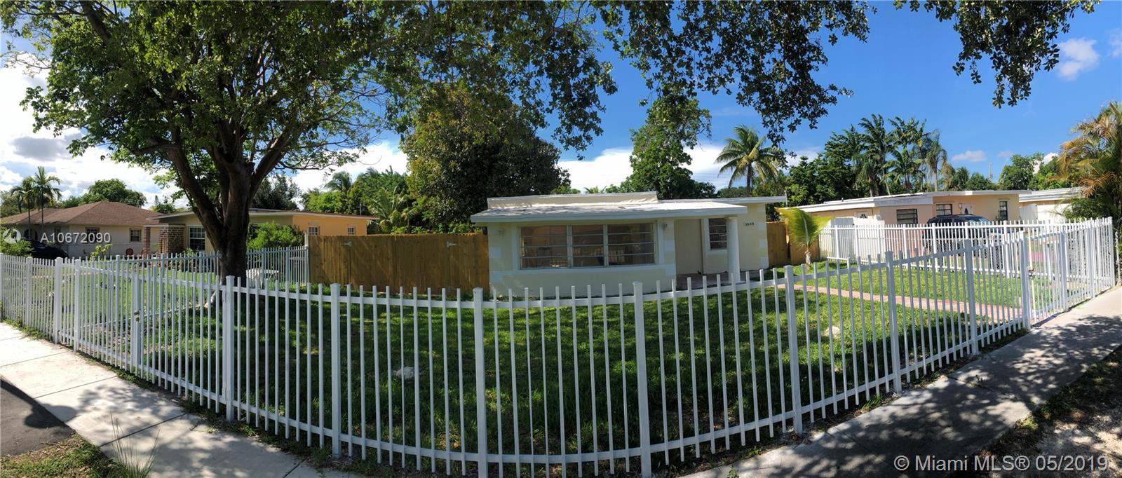 1555 NW 122nd St, North Miami, FL 33167