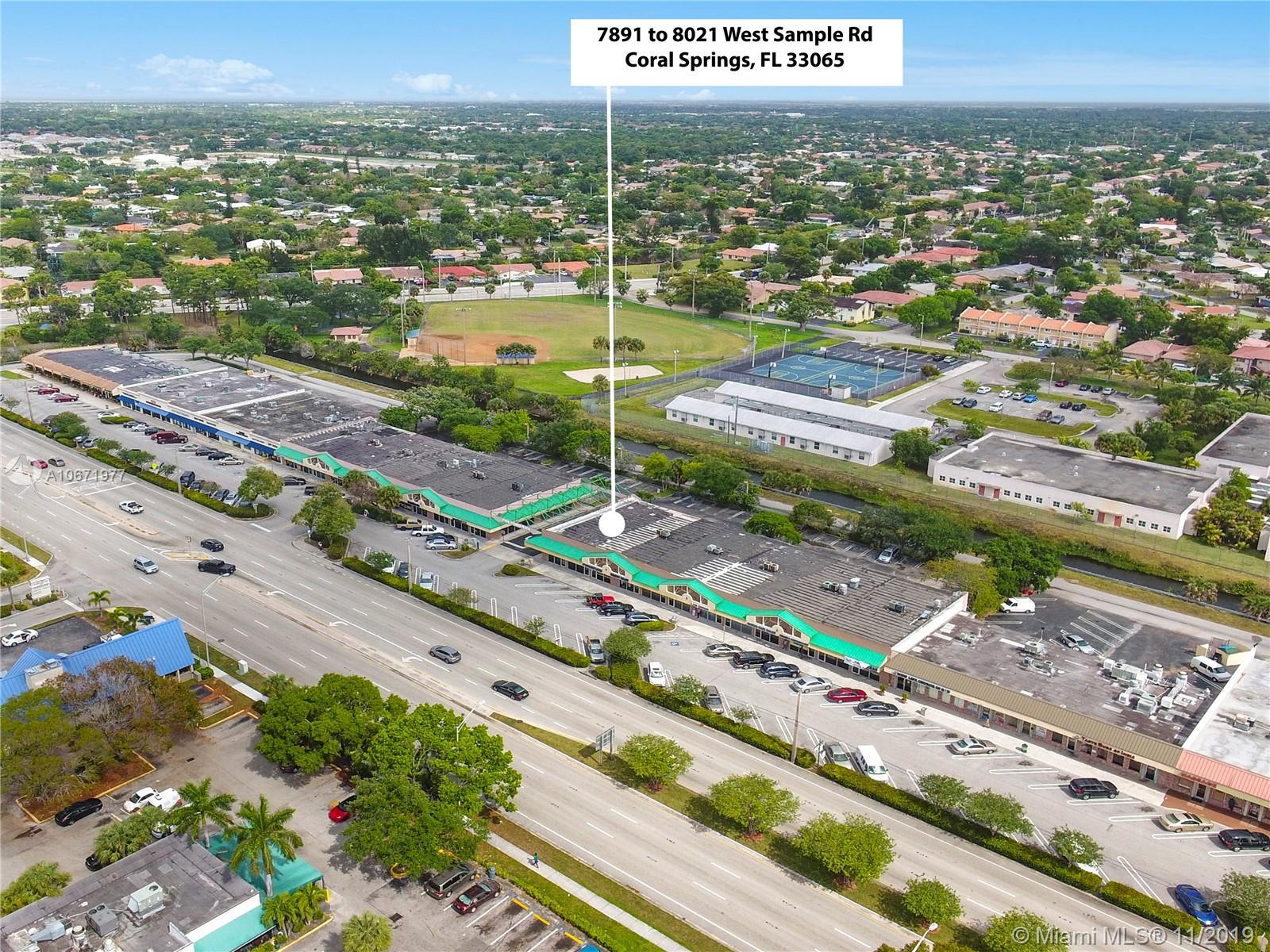7891 W Sample Rd, Coral Springs, FL 33065