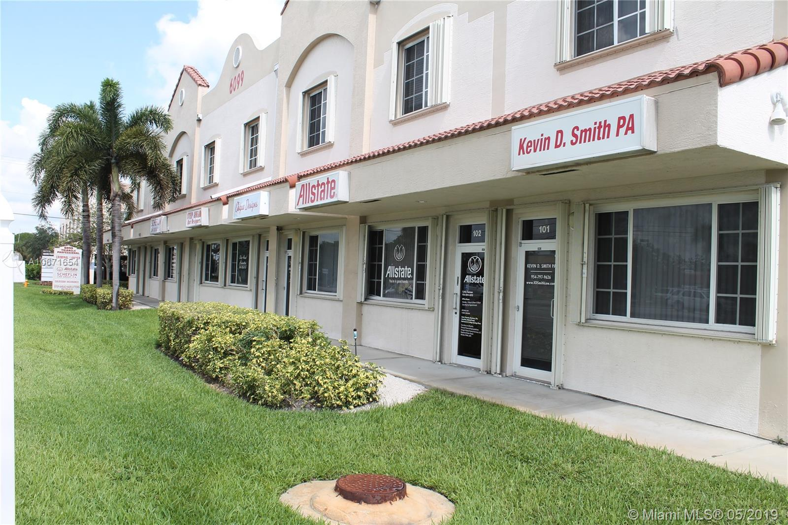 6099  Stirling Rd #103 For Sale A10671654, FL