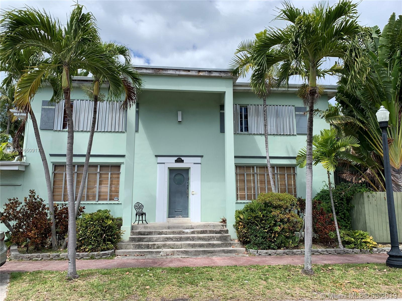 4300  Royal Palm Ave  For Sale A10650917, FL