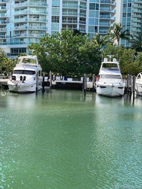 16500  Collins Ave Boat Slip 6  For Sale A10672866, FL