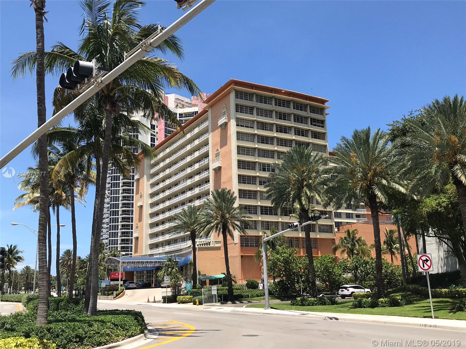 19201  Collins Ave #106 For Sale A10673177, FL