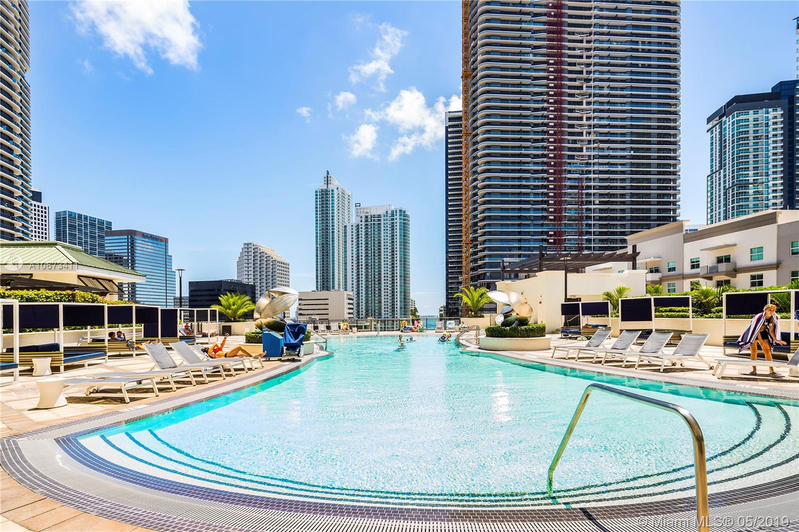 999 SW 1st Ave #2017 For Sale A10673411, FL