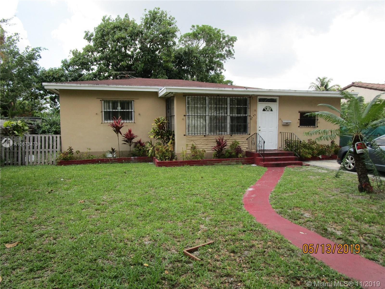1250 NW 131st St  For Sale A10673473, FL