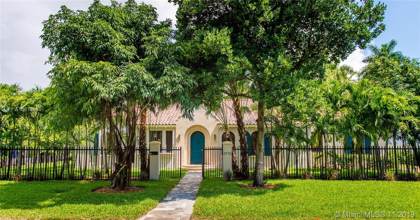 3775  Poinciana Ave  For Sale A10673649, FL