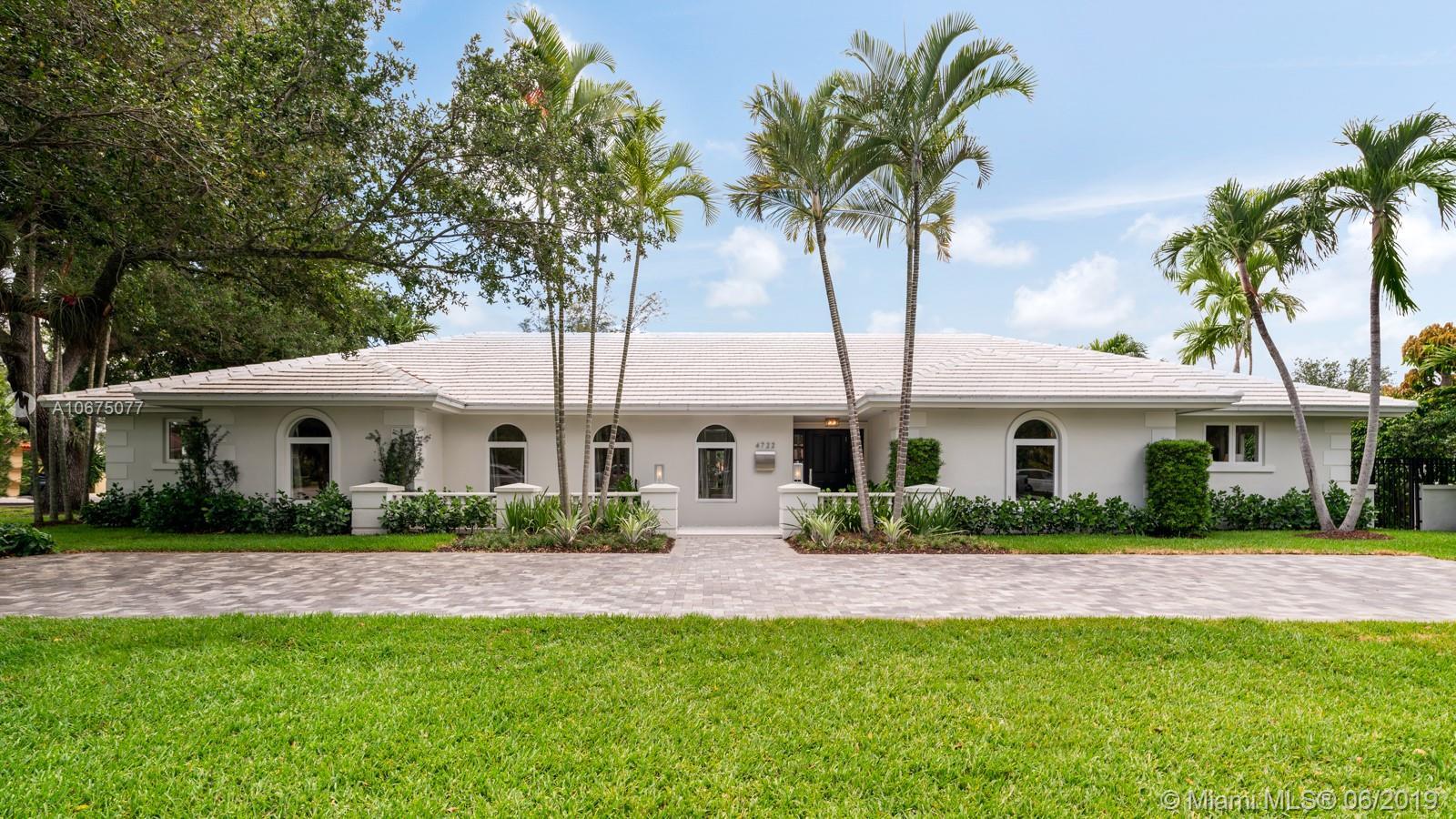 4722 Granada Blvd, Coral Gables, FL 33143