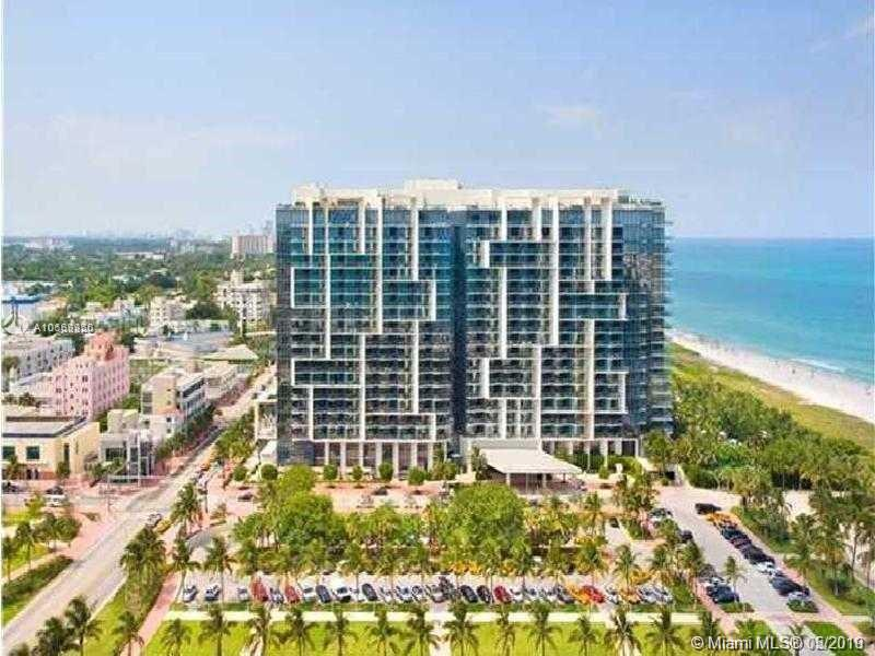 2201  Collins Ave #1526 For Sale A10669950, FL