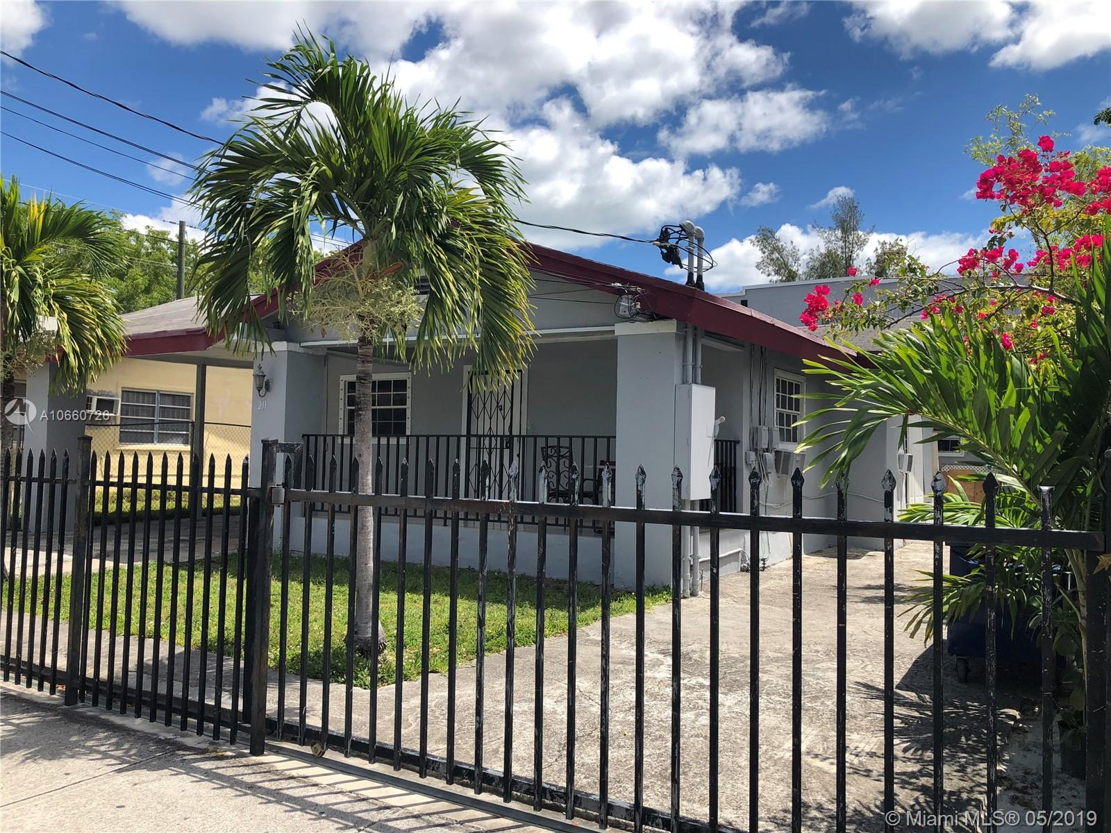 211 SW 10th Ave  For Sale A10660726, FL
