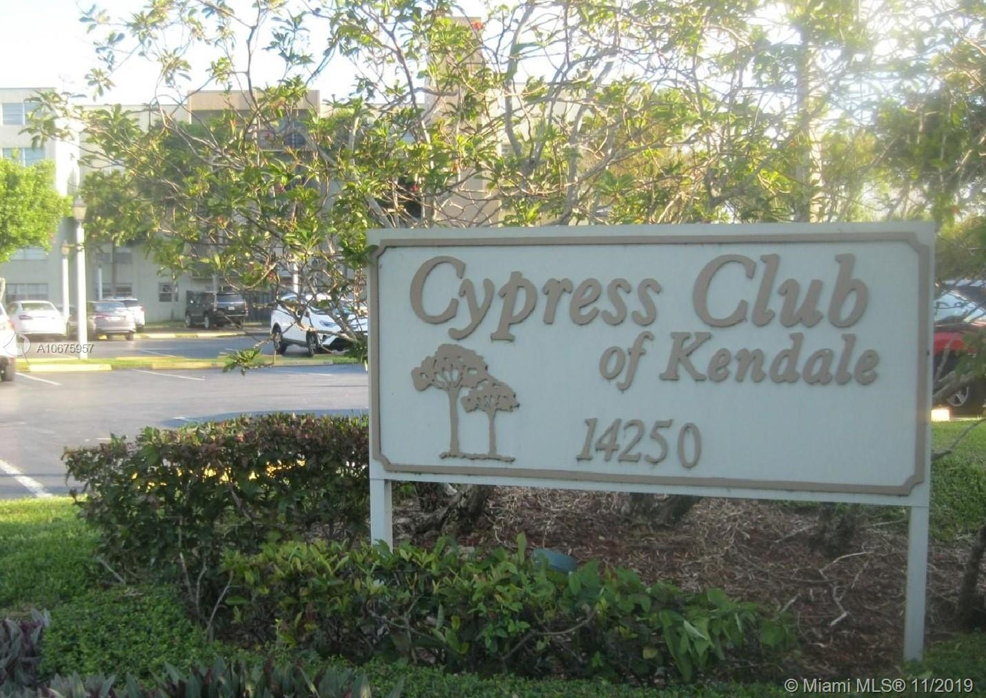 14250 SW 62nd St #510 For Sale A10675957, FL