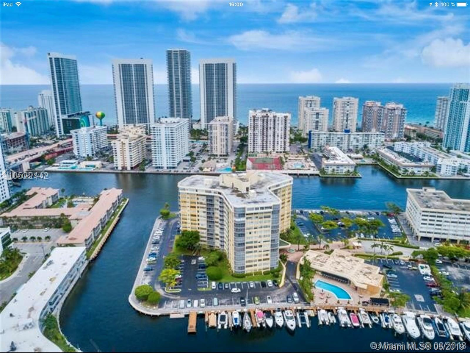 100  GOLDEN ISLES DRIVE #1414 For Sale A10676407, FL