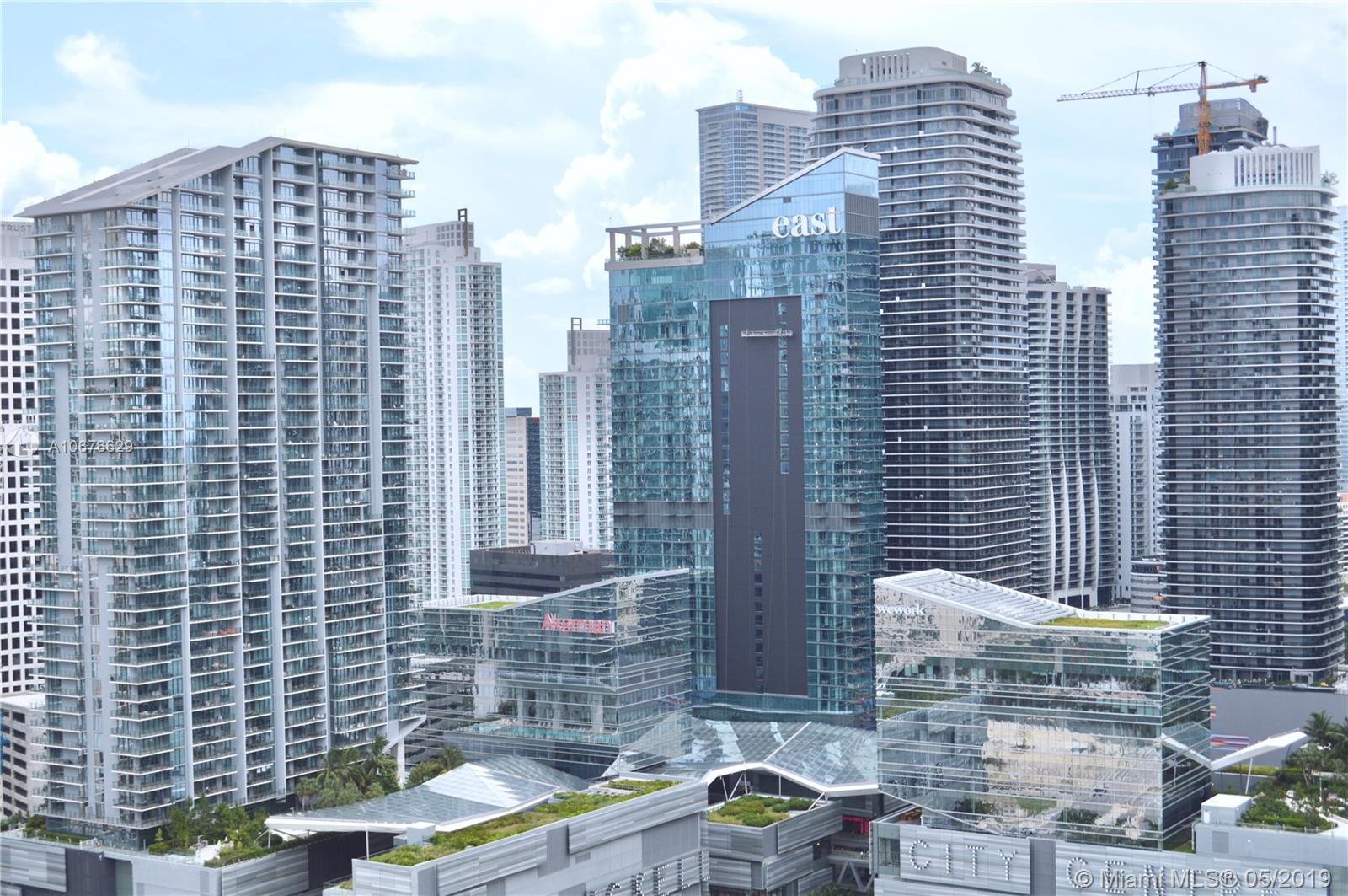 90 SW 3rd St #3611 For Sale A10676629, FL