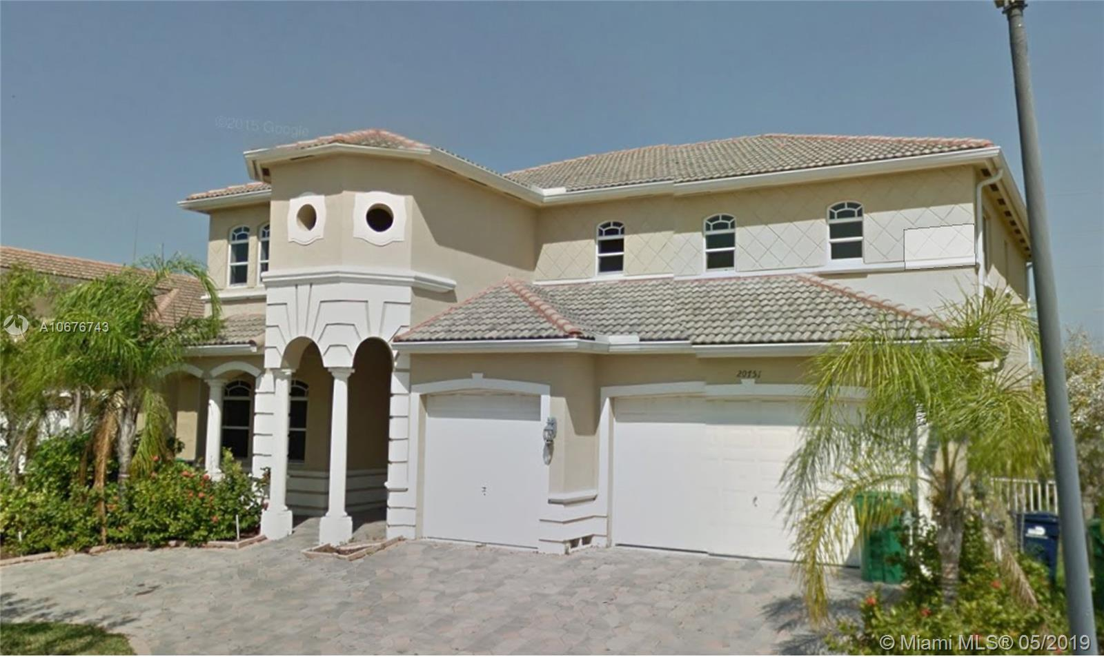 20751 SW 87th Ct  For Sale A10676743, FL