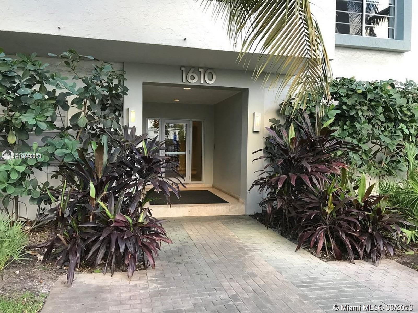 1610  Lenox Ave #213 For Sale A10670073, FL