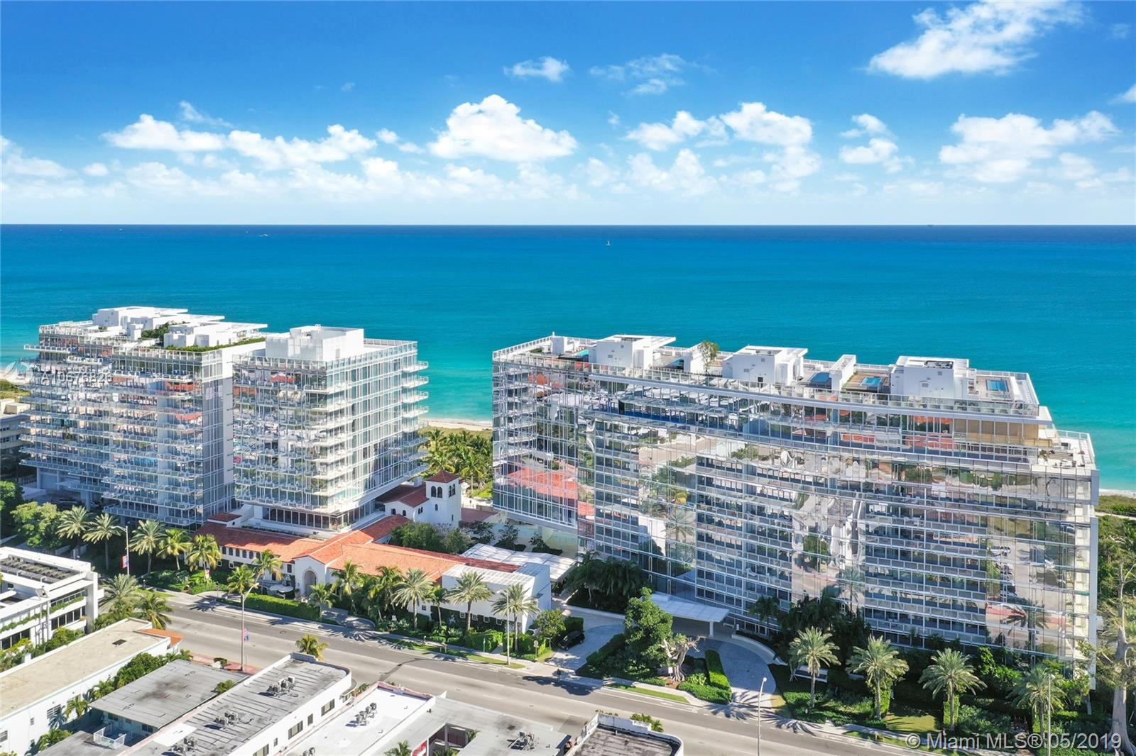 9001  Collins Ave #S-610 For Sale A10676826, FL