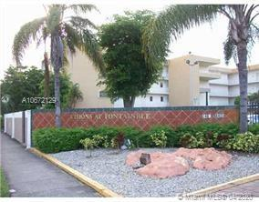8425 NW 8th St #308 For Sale A10672129, FL