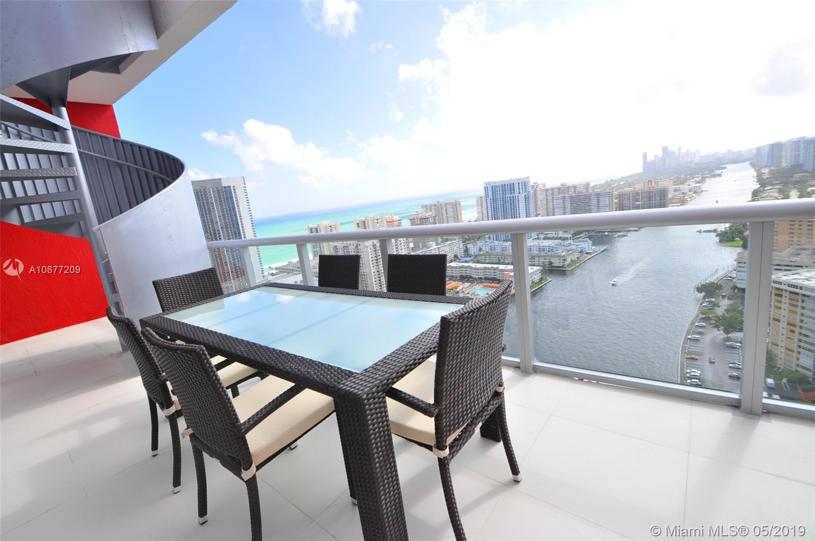 2602 E Hallandale Beach Blvd #T3305 For Sale A10677209, FL