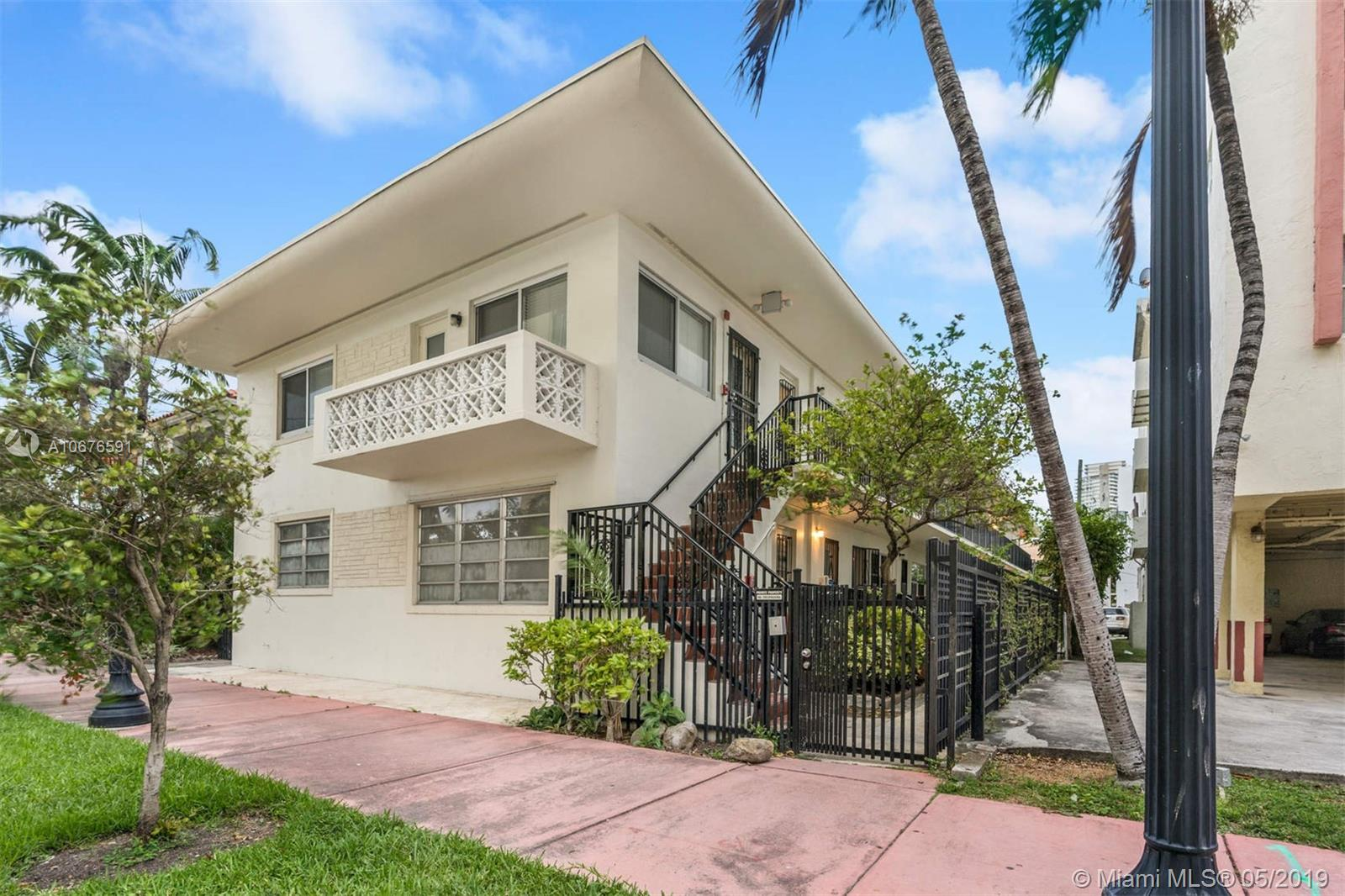 410  Euclid Ave #3 For Sale A10676591, FL