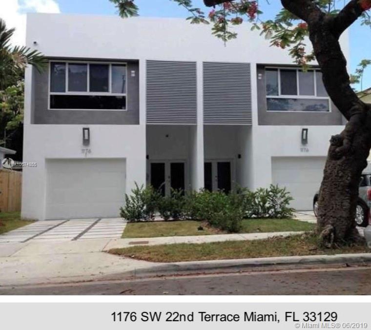 1176 S W 22nd Ter #1 For Sale A10674855, FL