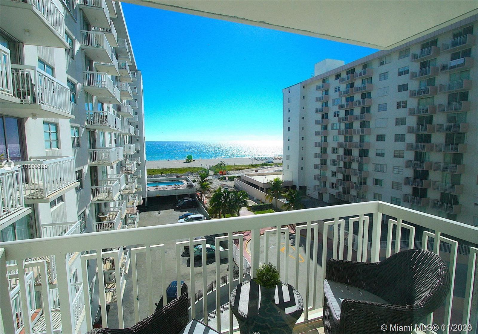 401  Ocean Dr #606 For Sale A10678329, FL