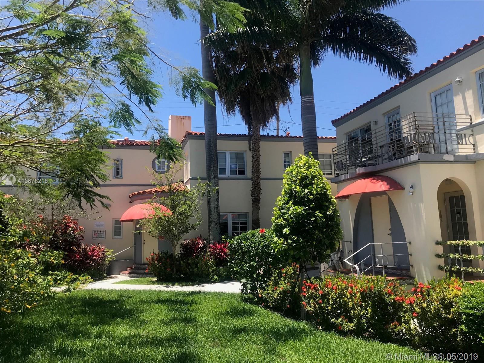 1450  Meridian Ave #204 For Sale A10678218, FL
