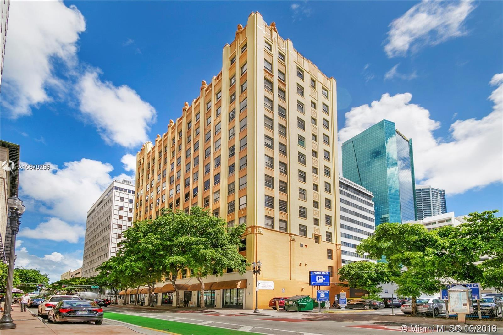 168 SE 1st St #6th floor For Sale A10678755, FL